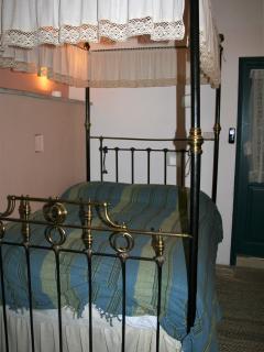 Traditonal double bed