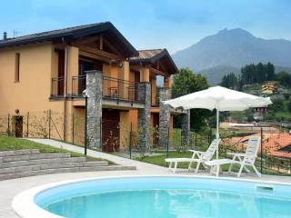 Residence Oleandro Balcony 5 lake view & pool, Menaggio