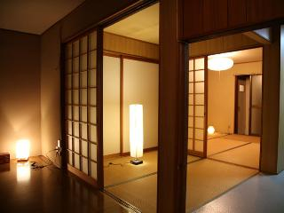 Kyoto House with portable Wi-Fi