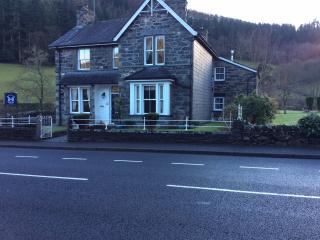 King size en suite Bedroom + en suite facilities., Betws-y-Coed