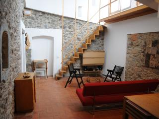 modern apartment in old farm, Sant Climent Sescebes