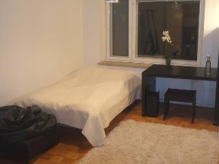 Studio apartment in Helsinki city center