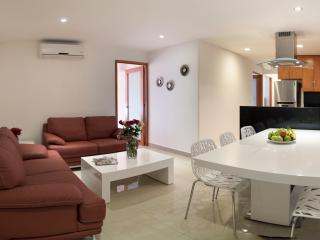Playa's 5th Ave & 30th St - Newly Remodeled 3 Bedroom Apartment - Pool CDSF2, Playa del Carmen