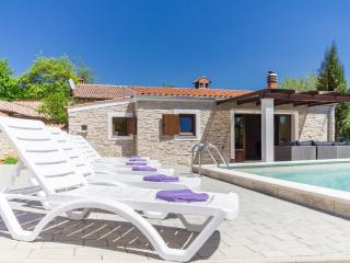 Villa with private pool and extra offer: boat trip, Zminj