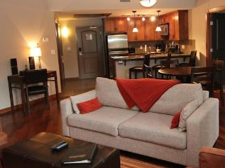 Canmore Stoneridge Mountain Resort 1 Bedroom + Den Exceptional Condo