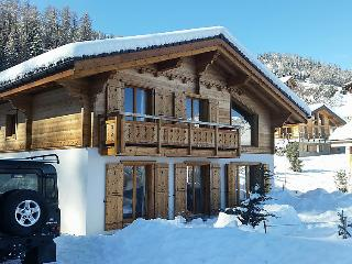 4 bedroom Villa in La Tzoumaz, Valais, Switzerland : ref 5030529