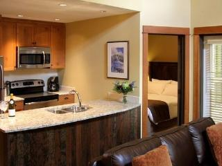 Fernie Timberline Lodges High-End 2 Bedroom Suite