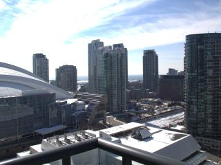 Luxury furnished 1 bedroom in downtown Toronto