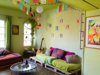 Casa de Paz y Fran, Santiago