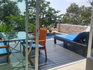 Patong Sea view private pool villa