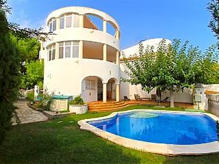 B23 POMA villa adosada, piscina privada y jardín, L'Hospitalet de l'Infant