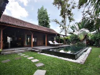 Unique Balinese experience close to the beach-2bd, Mengwi