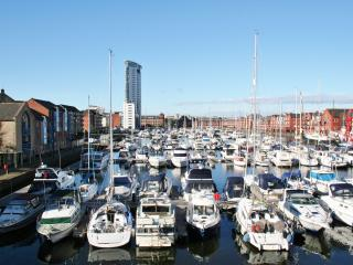 Two Bedroom Apartment - Abernethy Quay, Swansea