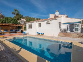 Javea Villa with pool near Arenal WiFi & Air Con