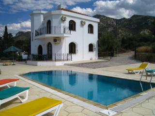 KB416 3 Bedroomed Luxury Villa with Pool, Bellapais