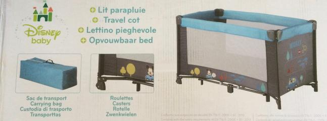 travel baby cot