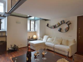 Lovely loft-style apt in Navigli