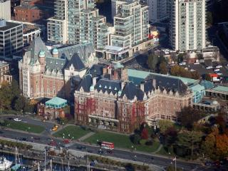 Centrally Located Victoria Downtown Inner Harbour
