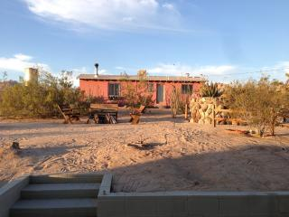 Artistic, Cool & Comfy Cabin Rental in Joshua Tree