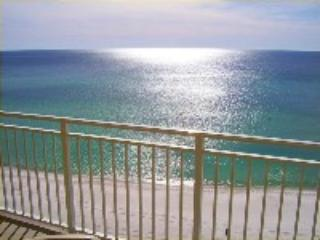 Breathtaking oceanfront views from our balcony!!