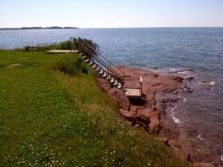 Prince Edward Island Water Front Cottage For Rent, Borden-Carleton