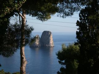 Villa Cortina Marina Piccola, Capri