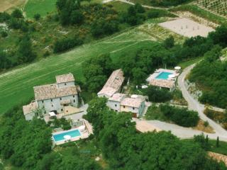 The Apartment on the Casa Vialba Estate, Montone