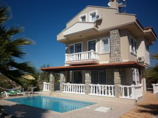 holiday villa in caliş beach with privet pool, Fethiye