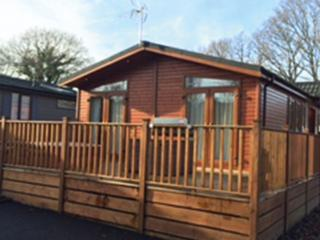 2 Bedroom Deluxe Lodge at Norfolk Park