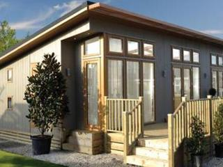 2 Bedroom Deluxe Lodge at Norfolk Park, North Walsham