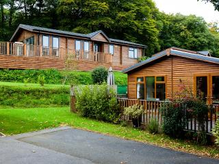 2 Bedroom Deluxe Lodge at Hilton Woods, Holsworthy