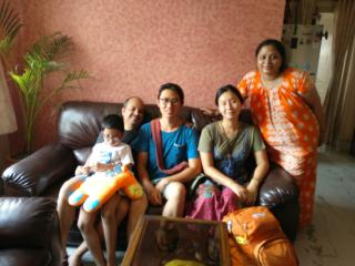 Welcome to our home, not just BnB., Kolkata (Calcutta)