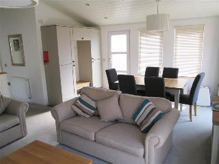 3 Bedroom Deluxe Lodge at Woodlands Park