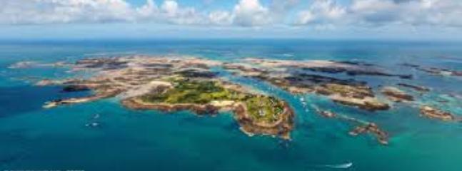 Les Iles Chausey au départ de Granville