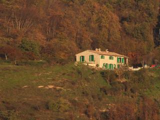 Ca' Ceccarone Ferienwohnung auf einem Biohof