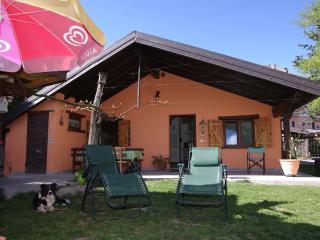"""casa sul lago di Caldonazzo """"Riccio"""" a 200mt. dalle spiagge"""