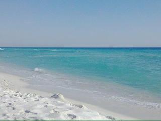 Uncrowded sugar sand beaches
