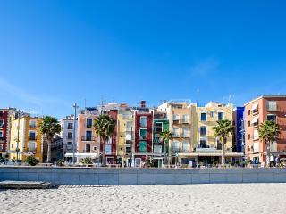 Apartamento Primera Linea de Playa en Villajoyosa