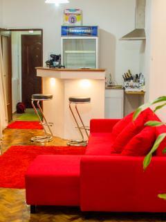 Livingroom+kitchenette
