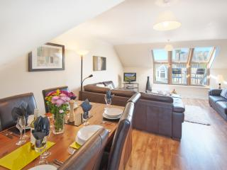 Luxury town centre penthouse apartment, Kelso