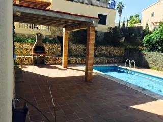 Los Geranios (piscina propia), Cala Romàntica