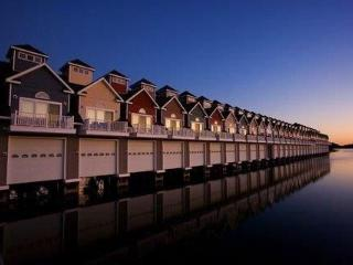 Stunning Boathouse Condo