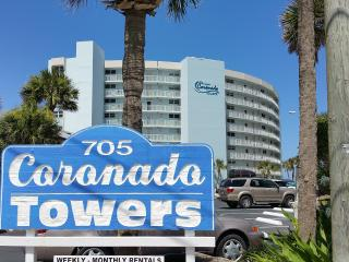 Coronado Towers, New Smyrna - Direct Ocean Front!, New Smyrna Beach