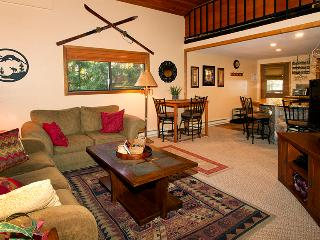 Whitefish, Montana Deluxe Cabin-Style Townhome