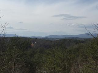 Simplicity- Nice view and close to the Toccoa