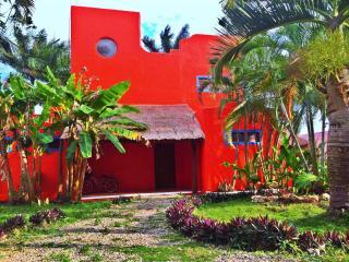 Casa del Árbol Bacalar - Villa privada con muelle