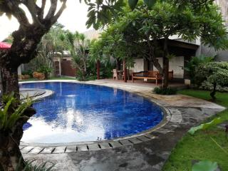 1 BR Private Pool Vila at center of seminyak