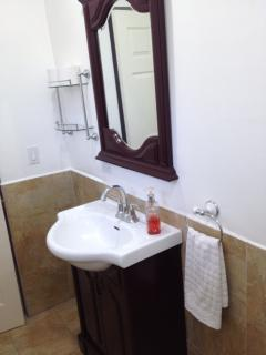 Site has cropped this picture of bathroom vanity.
