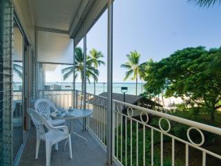 Ocean View at  Beachfront Waikiki Shore Condo, Honolulu