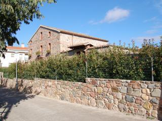 Rincón de piedra cercano a Barcelona